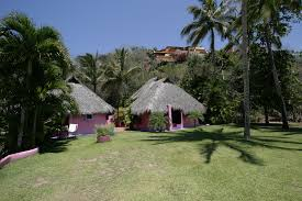 rosa bungalows costa careyes
