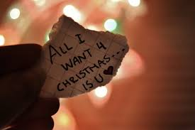 all i want for is you dear a picture quote