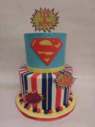 superman baby shower superman baby shower cakecentral
