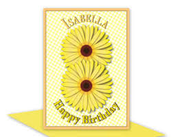 unique 21st happy birthday card edit name for boy or son