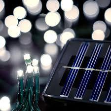 solar string lights saffron solar string lights 100 led 30ft warm white