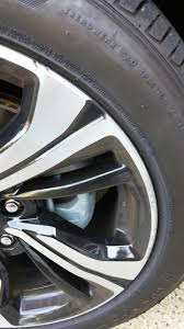 cheap tires for honda civic wheel damage after popped tire advise 2016 honda