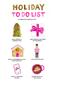 brightly decorated to do list www evelynhenson