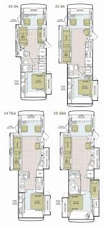rv bunkhouse floor plans kitchen 59 impressive fifth wheel bunkhouse floor plans photos