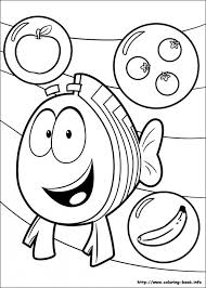 rainbow fish coloring pages preschoolers 32512