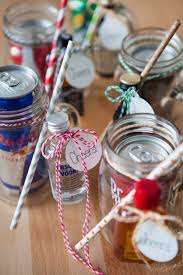 the original diy mason jar cocktail gifts dr pepper coke and