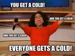 Head Cold Meme - 27 college health tips they won t teach you at orientation