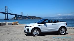 wrapped range rover evoque range rover evoque convertible review droptop suv an acquired