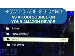 amazon black friday samsung sd carx how to add sd card as a source in kodi on amazon device youtube