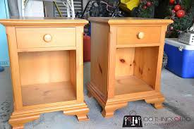 nightstand makeover hale navy 100 things 2 do
