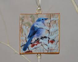 mountain bluebird etsy