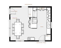 design a floor plan kitchen fascinating kitchen floor plans peninsula design the
