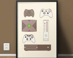 Gamer Home Decor Game Room Decor Etsy