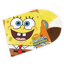 spongebob squarepants original theme highlights tri colored