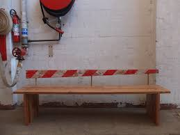 recycled timber seating tim t design