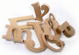interior wood letters any size any font woodland manufacturing