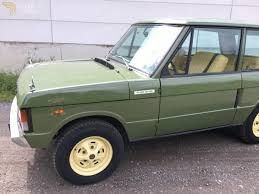 first range rover classic 1975 land rover range rover v8 for sale 2439 dyler