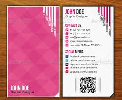 25 qr code business card templates web u0026 graphic design bashooka