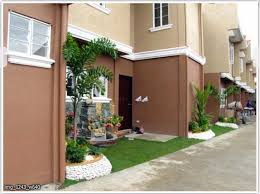 Exterior House Paint In The Philippines - eastridge basak lapulapu mactan a lowcost houses and eastridge