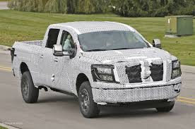 nissan titan diesel release date new 2016 nissan titan packs v8 engine to regain market share