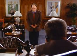 George Costanza Under Desk How Your Seinfeld Re Watches Pay Donald Trump U0027s Campaign C E O