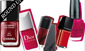 the 10 best red nail polish shades stylecaster