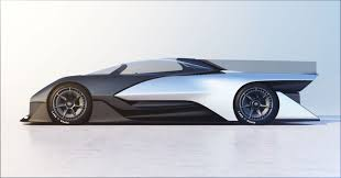 tesla supercar concept meet the faraday future concept car ffzero1 a new rival to