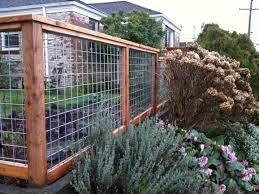 vegetable garden fencing fence ideas