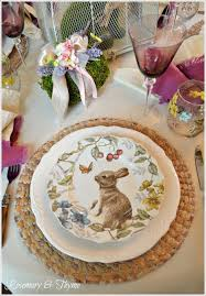 Pier One Imports Easter Decorations by Easter Table Setting Inspiration