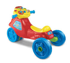 toddler toy car amazon com vtech 2 in 1 learn and zoom motor bike toys u0026 games