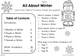 winter 1st grade literacy worksheets common core aligned