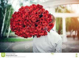 big bouquet of roses with big bouquet of roses outdoor stock photo image 74758687