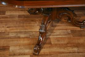 Quality Conference Tables Reproduction French Style Mahogany Dining Or Conference Table