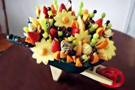 graduation fruit arrangements fruit tray ideas for weddings how to make a decorative fruit tray