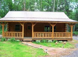 Weekend Cabin Floor Plans Amish Log Cabin Getaway Vrbo