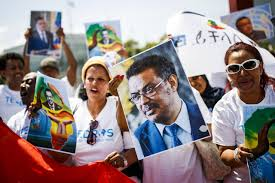 the latest ethiopia u0027s pm hails tedros election as who chief