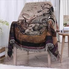 plaid coton canapé beau plaid pour canapé a propos de plaid coton couverture en coton