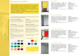chambre froide positive dagard portes dagard catalogue pdf documentation technique brochure