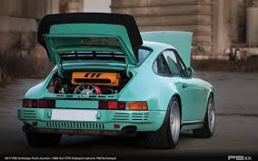 porsche ruf for sale mint green ruf ctr clubsport planned for rm sothebys paris u2013 p9xx