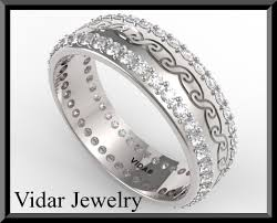 unique women s wedding bands womens diamond wedding band platinum vidar jewelry unique