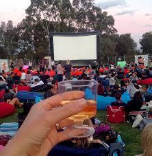 Sunset Cinema Botanic Gardens Sunset Cinema Melbourne Melbourne Cinema And Sunset