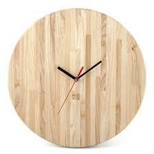 Wood Clock Wooden Clocks Wall Clocks Wood Mood Design By Milica Marić