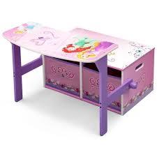 bureau bébé bois disney princesses bureau enfant en bois banc et pupitre 234877