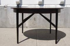 Rosewood Dining Room by Danish Modern Round Rosewood Dining Table With Extension