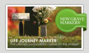 temporary grave markers frazer consultants announces journey temporary grave marker