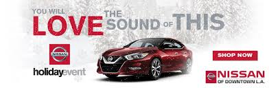 radio and tv specials event nissan of downtown l a
