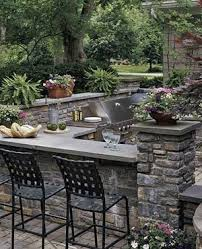 247 best outdoor kitchen ideas images on pinterest outdoor