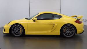 used cayman porsche 2016 used porsche cayman 2dr gt4 at mercedes of chandler