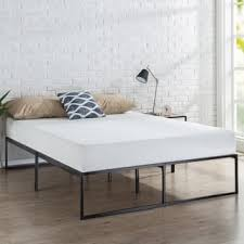 Platform Bed With Mattress Included Platform Bed For Less Overstock