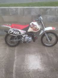 kids motocross bike honda xr 70 kids motocross bike in elgin moray gumtree